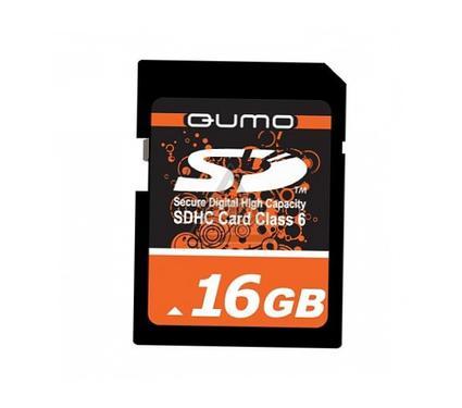 Карта памяти QUMO 15800