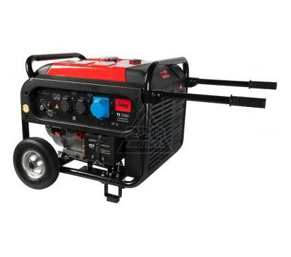 Инверторный бензиновый генератор FUBAG TI 7000