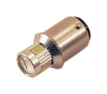Лампа автомобильная ОРИОН BA15D-1157 6SMD