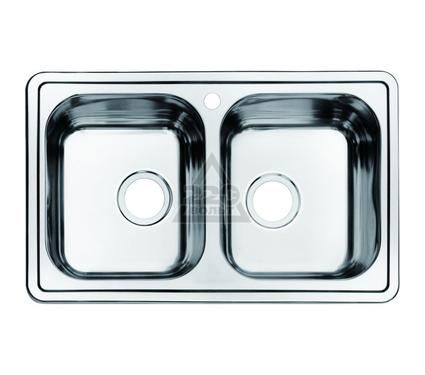 Мойка кухонная IDDIS STR78S2i77