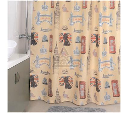 Штора для ванной комнаты MILARDO 870P180M11