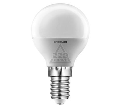 Лампа светодиодная ERGOLUX 12139 LED-G45-5W-E27-3K