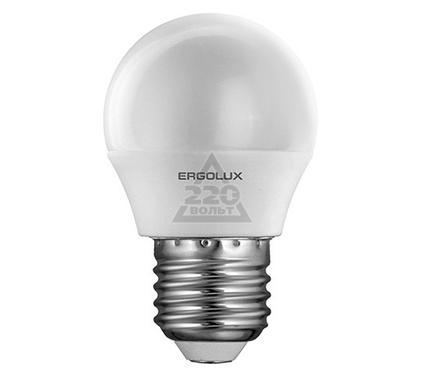 Лампа светодиодная ERGOLUX 12145 LED-G45-7W-E27-4K