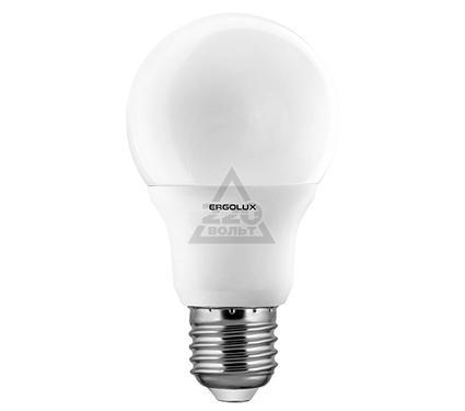Лампа светодиодная ERGOLUX 12412 LED-A60-9W-E27-4K