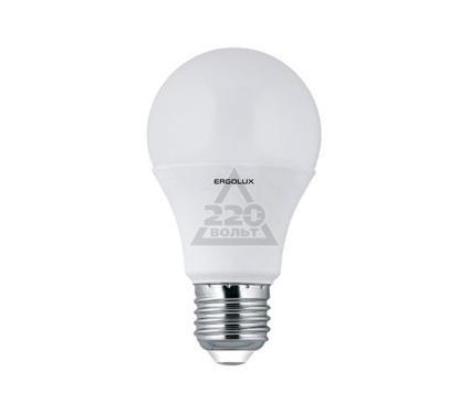 Лампа светодиодная ERGOLUX 12148 LED-A60-10W-E27-3K