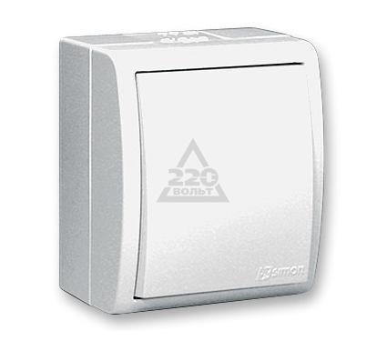 Выключатель SIMON 15 Aqua 1-клавишный 1594101-030