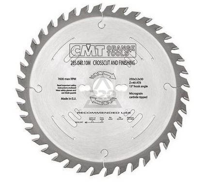 Диск пильный твердосплавный CMT 285.048.12M