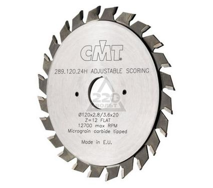 Диск пильный твердосплавный CMT 289.100.20H