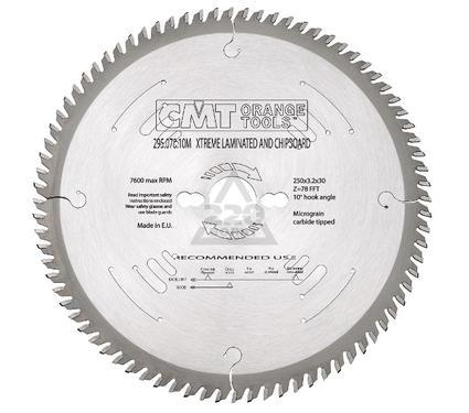 Диск пильный твердосплавный CMT 295.096.12M