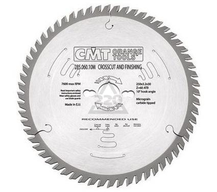 Диск пильный твердосплавный CMT 285.060.11M