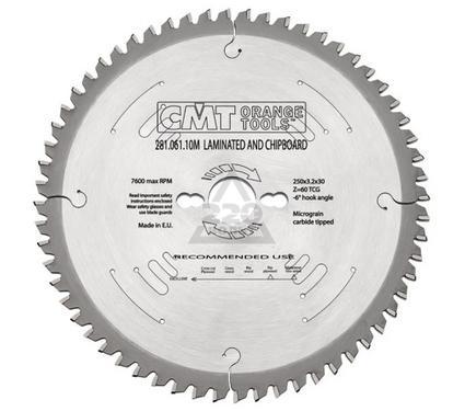 Диск пильный твердосплавный CMT 294.060.10M