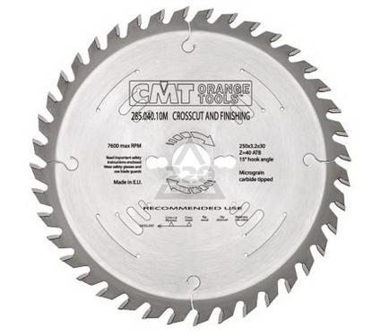 Диск пильный твердосплавный CMT 285.072.22M