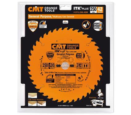 Диск пильный твердосплавный CMT 271.250.42M