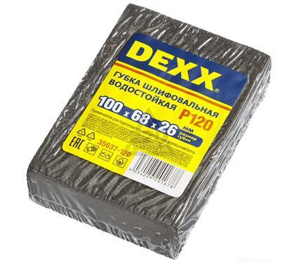 Губка DEXX 35637-120
