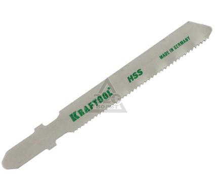 Пилки для лобзика KRAFTOOL 159551-1,2