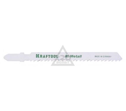 Пилки для лобзика KRAFTOOL 159655-1,2