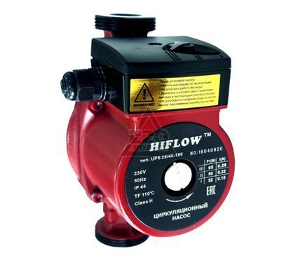 Циркуляционный насос HIFLOW UPS25/40-180