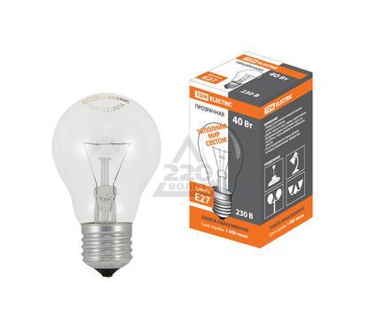 Лампа накаливания ТДМ SQ0332-0035