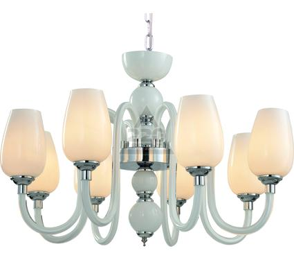 Люстра ARTE LAMP A1404LM-8WH