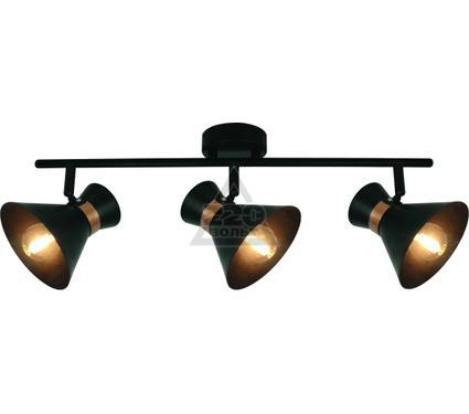 Спот ARTE LAMP A1406PL-3BK
