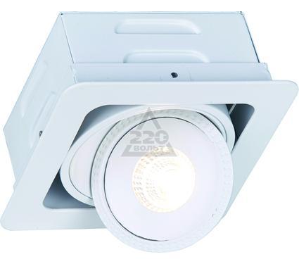 Светильник встраиваемый ARTE LAMP A3007PL-1WH