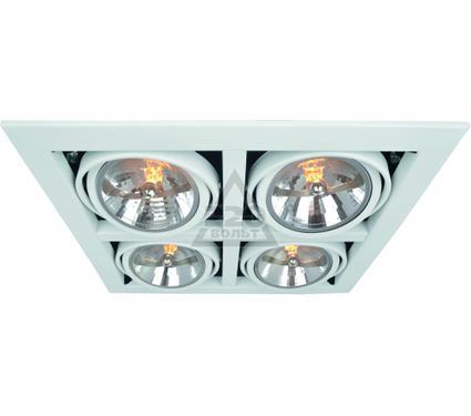 Светильник встраиваемый ARTE LAMP A5935PL-4WH
