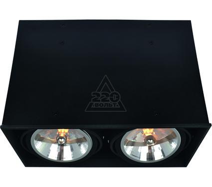 Светильник встраиваемый ARTE LAMP A5936PL-2BK
