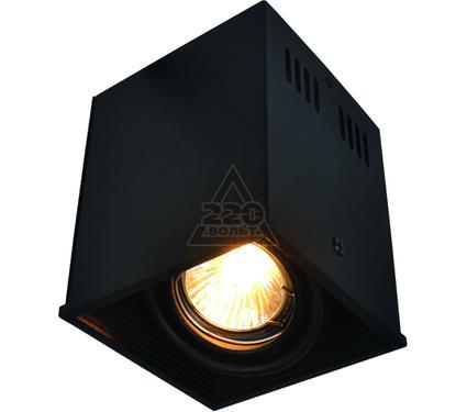 Светильник встраиваемый ARTE LAMP A5942PL-1BK