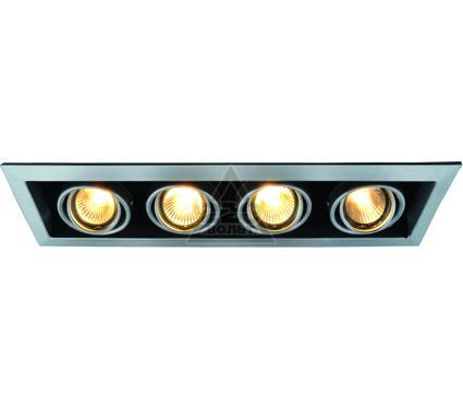 Светильник встраиваемый ARTE LAMP A5941PL-4SI