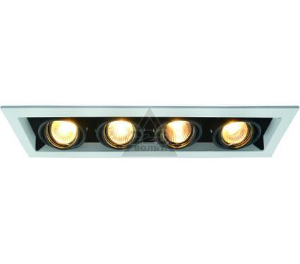 Светильник встраиваемый ARTE LAMP A5941PL-4WH