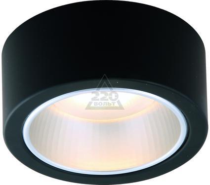 Светильник встраиваемый ARTE LAMP A5553PL-1BK