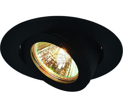 Светильник встраиваемый ARTE LAMP A4009PL-1BK