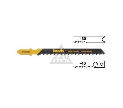 Пилки для лобзика KWB 6103-20