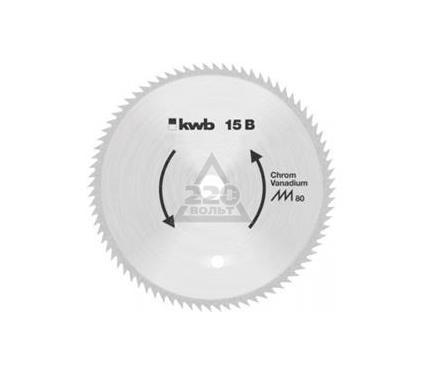 Диск пильный твердосплавный KWB 5815-11