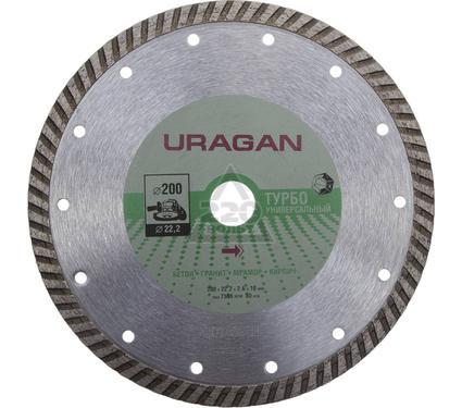 Круг алмазный URAGAN 909-12131-200