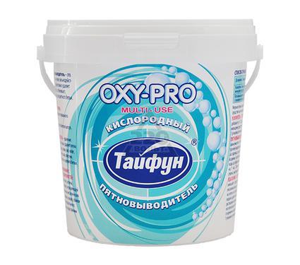Пятновыводитель ТАЙФУН Oxy-Pro кислородный 1кг