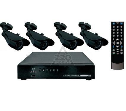 Комплект видеонаблюдения PROCONNECT 45-0411