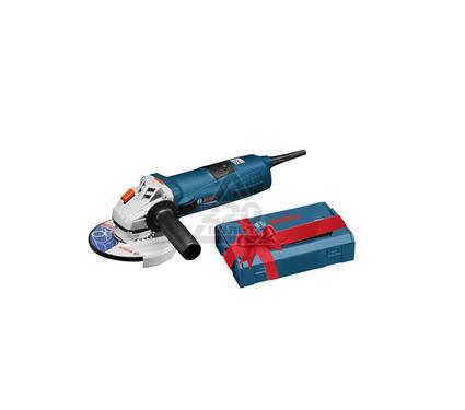 УШМ (болгарка) BOSCH GWS 13-125 CIE 06017940R2 + ящик L-Boxx Mini