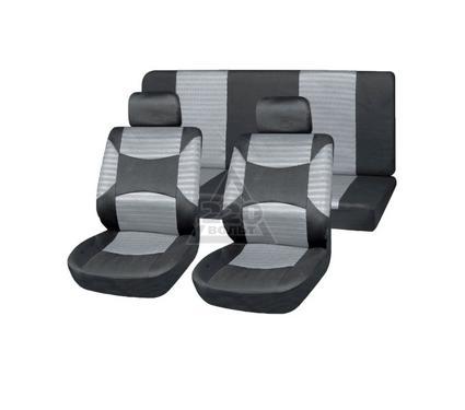 Чехол на сиденье SKYWAY SW-111026 BK/GY S/S01301023