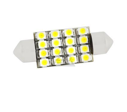 Лампа светодиодная SKYWAY SJ-16SMD-1206-39MM/SJ-1610A