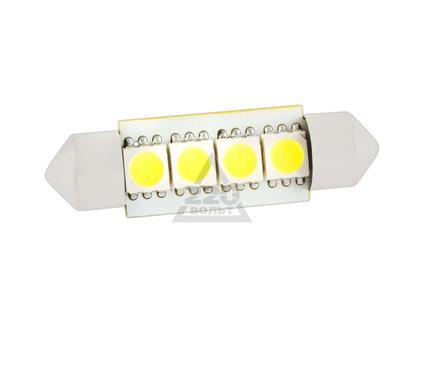 Лампа светодиодная SKYWAY SJ-4SMD-5050-39MM/SJ-0450A