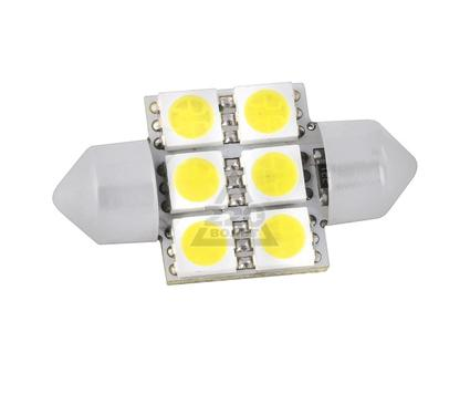 Лампа светодиодная SKYWAY SJ-6SMD-5050-31MM W