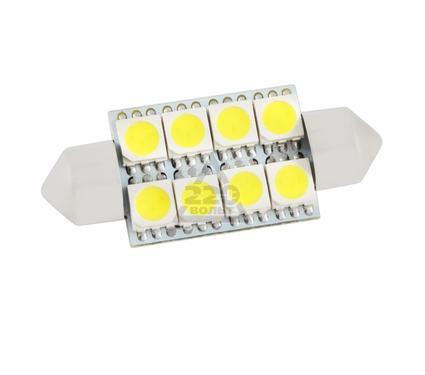 Лампа светодиодная SKYWAY SJ-8SMD-5050-39MM/SJ-0850A