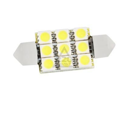 Лампа светодиодная SKYWAY SJ-9SMD-5050-39MM/SJ-0950A