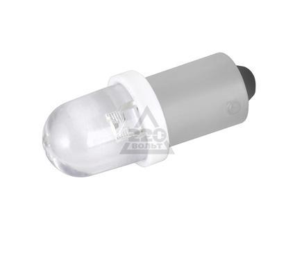 Лампа светодиодная SKYWAY SBA9S-1LED круглая W