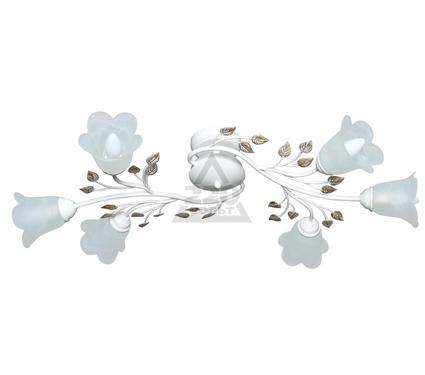 Светильник настенно-потолочный АВРОРА Лилия 10019-6C