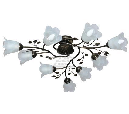 Светильник настенно-потолочный АВРОРА Лилия 10020-9C