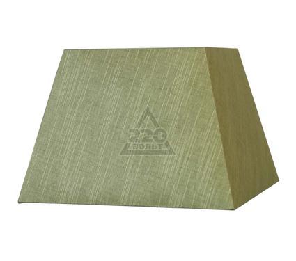 Абажур LAMPLANDIA 7810-1 PYRAMID WILD SILK GREEN