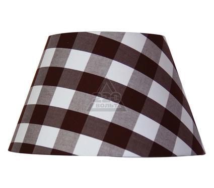 Абажур LAMPLANDIA 7816-1 check brown