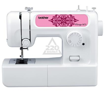 Швейная машинка BROTHER VitrageM71